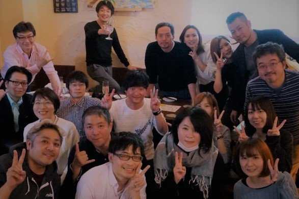 第2回 BigName交流会への参加者集合写真