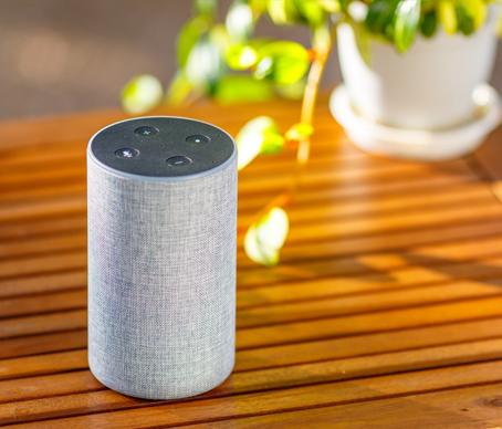 写真:Amazon Echo
