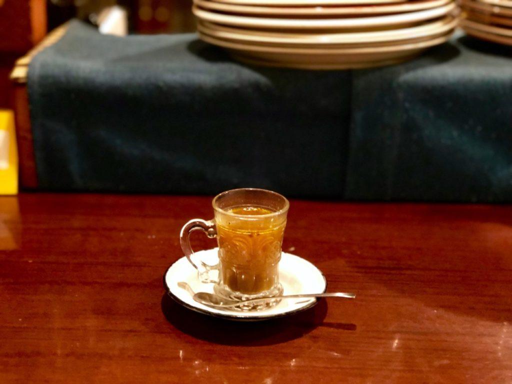 写真:スパイシースープ