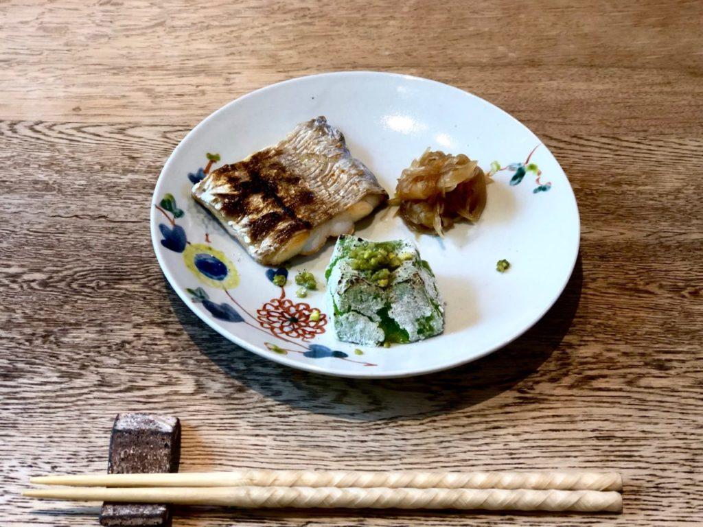 写真:焼き魚