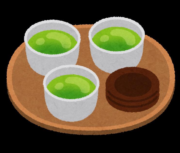 緑茶の消費ランキング