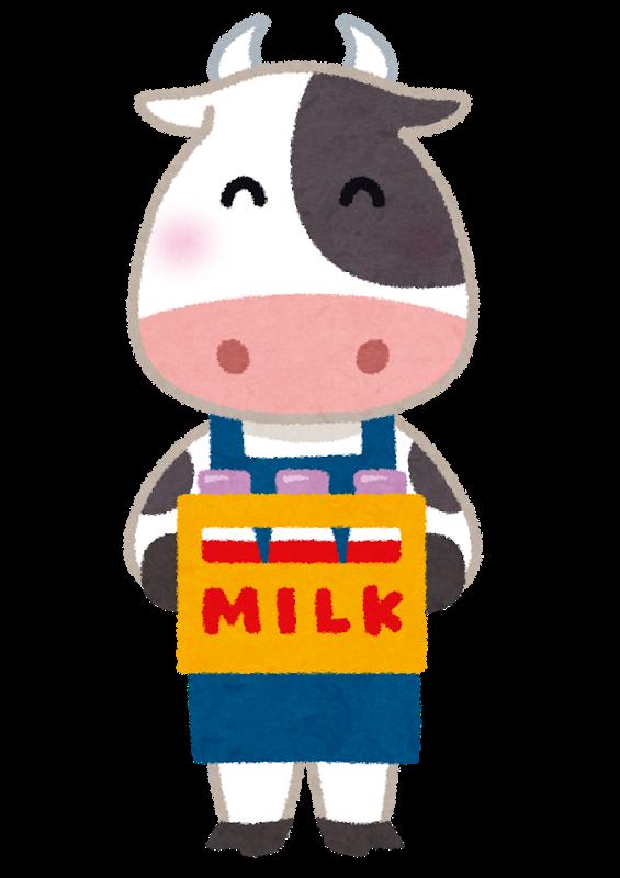 牛乳の消費ランキング