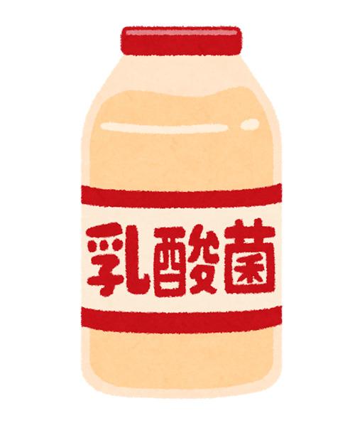 画像:乳酸菌飲料