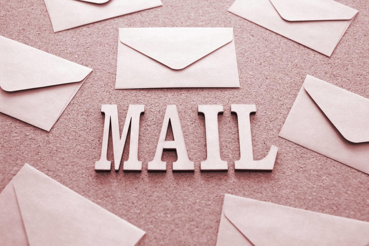 画像:メールのイメージ画像